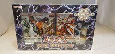 YUGIOH DUEL OVERLOARD BOX -6 PACKS AND 1 JUMBO CARD-