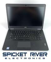 Parts/Repair - Dell Latitude E7470 i7-6600U 2.60GHz 256GB SSD 8GB RAM Win10Pro