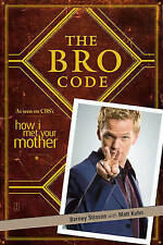 NEW The Bro Code by Barney Stinson