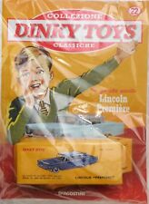 DINKY TOYS LINCOLN PREMIERE MINIATURE 1:43 FRANCE CAR MODEL DE AGOSTINI ATLAS