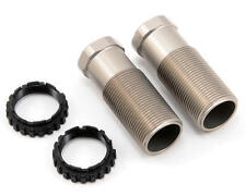 Team Associated SC10 4x4 13mm Hard Anodized Rear Shock Body Set (2) ASC91111