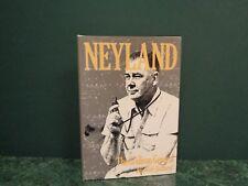 NEYLAND The Gridiron General by Bob Gilbert (SIGNED) 1990 Hardback w DJ TN Vols