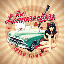 The Lennerockers : Wild Live CD (2017) ***NEW*** FREE Shipping, Save £s