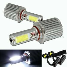 1x Pair Acura Toyota 9006 HB4 White 2 LED COB 40w Low Beam Fog Light Lamp Bulbs