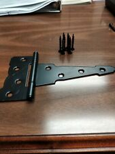 5 inch Colonial t-hinge 6 pack with screws
