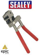 Sealey RE92/31 Metallo Pannello Immorsatura/Piegare/Punzoni Flangiatura Utensile