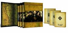 Lord Of The Rings Trilogy (15 Discs) Extended Edition Blu Ray Box Set New Uk