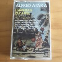 Alfred Apaka Hawaiian Paradise Cassette Tape Preowned Audio Music Tapes