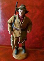 Santon de 26 cm - Le chasseur