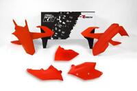 Neon Orange Plastics Kit Fits KTM XCW 125 150 2017 2018
