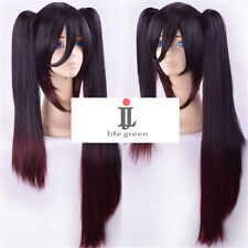 Date A Live Kurumi Tokisaki Party Wig Cosplay Wigs Hot Sale New Hairpiece