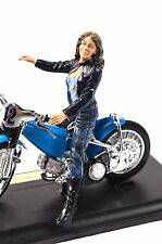 ANGEL BIKER MOTORCYCLIST FIGURE AMERICAN DIORAMA 23868 1:18 NEW BIKE NOT INCL