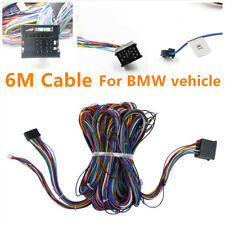 EXTENSION CABLE KIT FIT FOR BMW E46 E39 E53 FOR BM24 RADIO PlLAYER EQUIPMENT