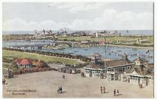 Lancashire; The Lake & Floral Gardens, Southport PPC Unposted, By Salmon