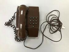 RETRO BRITISH TELECOM TELEPHONE | Pushbutton | 9001 | Brown