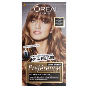 L'Oreal Paris Preference Glam Bronde 03 Hair Dye - 1 Kit