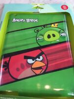 NEW Angry Birds Gear4 Hard Case for iPad 2 or 3 Red Bird vs King Pig Green Red