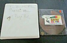 Syquest 44MB Hard Disk Cartridge Tim Burton Film Reptile Man Hugo Pool Vintage