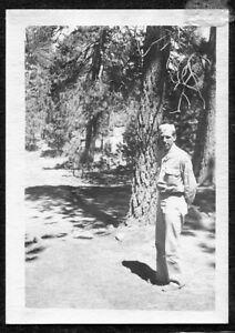 "Original WW II US Military Photo - 2 1/2"" x 3 1/2""  - 3108th OBAVM, Tank Corps."