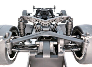 LOSI 22S Drag Car Rear Shock Relocator No Prep Drag Racing Shock Tower TLR 22s