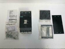 SIEMENS 3RV1363-7CN10 MOLDED CASE CIRCUIT BREAKER 160 AMP 3 POLE NEW