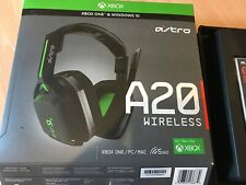 Astro A20 Wireless Box Only Sold As Pictures