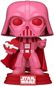 Funko POP Star Wars: Valentines - Darth Vader with Heart Vinyl Figure