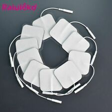 20/10p 5x5cm Electrode Pads for Electric Tens Acupuncture Digital Therapy Machin