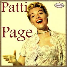 PATTI PAGE CD Vintage Vocal Jazz / You Go To My Head , Deep In A Dream , What's