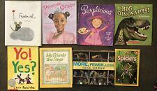 Children's Books Lot of 8 Preschool Kindergarten