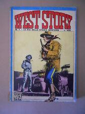 WEST STORY n°1 Suppl. Bob Lance n°1 1970 [G419B] BUONO
