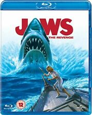 Jaws The Revenge Blu-ray 1987 DVD Region 2