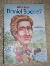 Who Was Daniel Boone? by Sydelle Kramer (2006, Paperback)