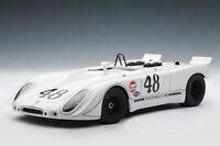 1:18 Autoart Porsche 908/02 Vert Park 1970 Second Position Mcqueen / Revson #48