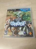 The Shoot PlayStation 3 PS3