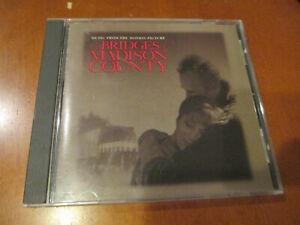 The Bridges of Madison County [Original Soundtrack] by Original Soundtrack (CD,
