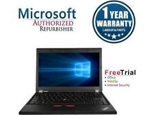 "Refurbished Lenovo ThinkPad X220 12.5"" Intel Core i5-2520M 2.5GHz 4GB DDR3 120GB"
