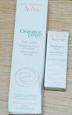 Eau Thermale Avene Cleanance Expert Lotion plus Hydrance Intense Serum