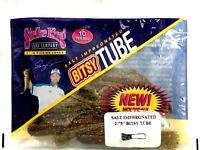 Strike King Watermelon Copper Craw Bitsy 2.75-inch Tube Fishing Lure