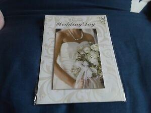 Wedding day Card - BNIP - flowers
