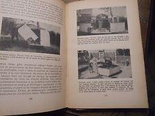 Rare Ancienne Caravane Pliante dans LES VOYAGES DU COCHE A L'AVION 1935