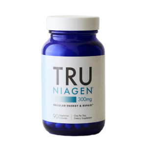 TRU - NIAGEN  300mg 90 Capsules for 3 Months Supply