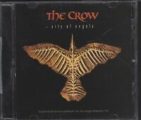 The Crow City Of Angels CD soundtrack