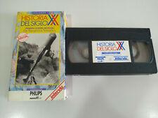 Primera Guerra Mundial Sarajevo Versalles Historia Siglo XX VHS Cinta Español
