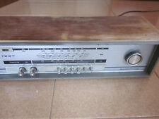 Radio Antica Europhon Modello 723 T Antico Vintage Collezione Tsf ww2
