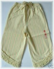Gymboree~WiILDFLOWER FIELDS Striped Pants~Capris~18-24mo~Baby Girl~Spring-NEW