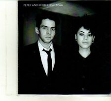(DU286) Peter And Kerry, I Don't Know - 2012 DJ CD