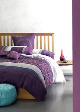 Linen House Bukhara Queen Quilt Cover Set plus European pillowcases