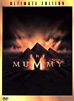 The Mummy (Ultimate Edition) - DVD CASE/ARTWORK/TRACKING included