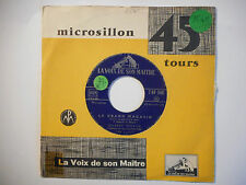 45t SIXTIES PORT 0€ ▓ GILBERT BECAUD : LE GRAND MAGASIN / LE PAYS D'OU JE VIENS